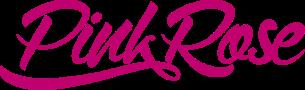 Pink rose logó